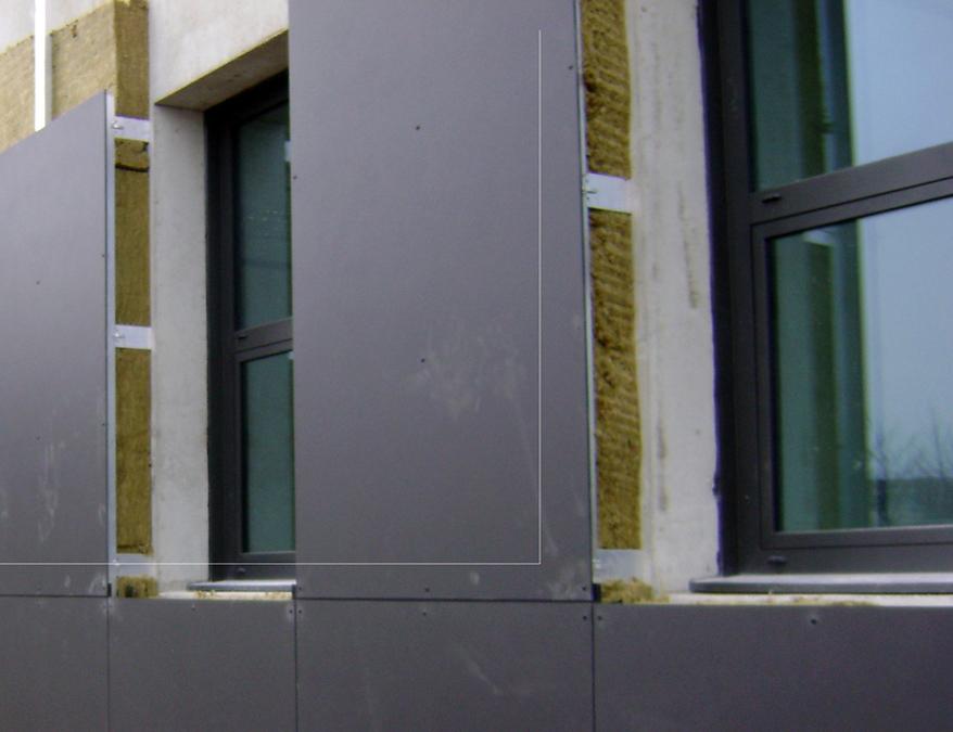 Isolation thermique et panneaux architecturaux.