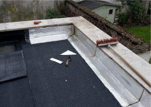 Entretien de toiture terrasse à Reims
