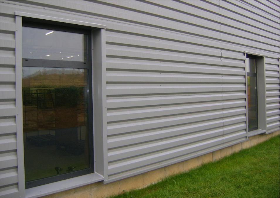 Isolation tanch it bardage isolation et design for Isolation bardage