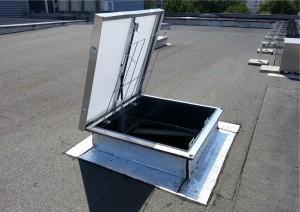 étanchéité : Accès en toiture