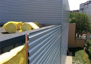 Isolation thermique : Rénovation thermique d'une façade